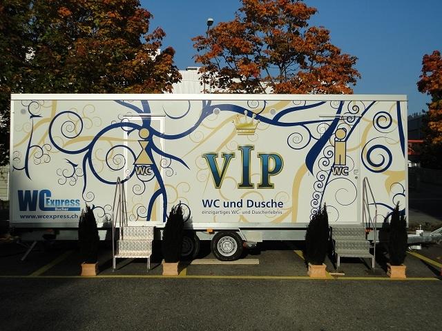 k-VIP-Wagen
